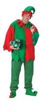 Fun World Unisex Playful 5-Piece Christmas Elf Costume Set - Adult Size - $49.49