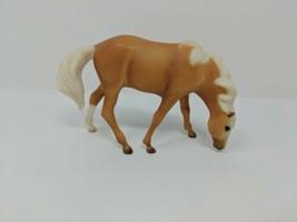 Breyer Classic Palomino Eldora Rojo 750401 Wild Mustang Series Horse VTG - $14.84