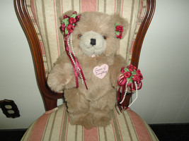 BARBARA RUANE COLLECTION Queen of Everything Bear Handcrafted Artist OOA... - $125.60