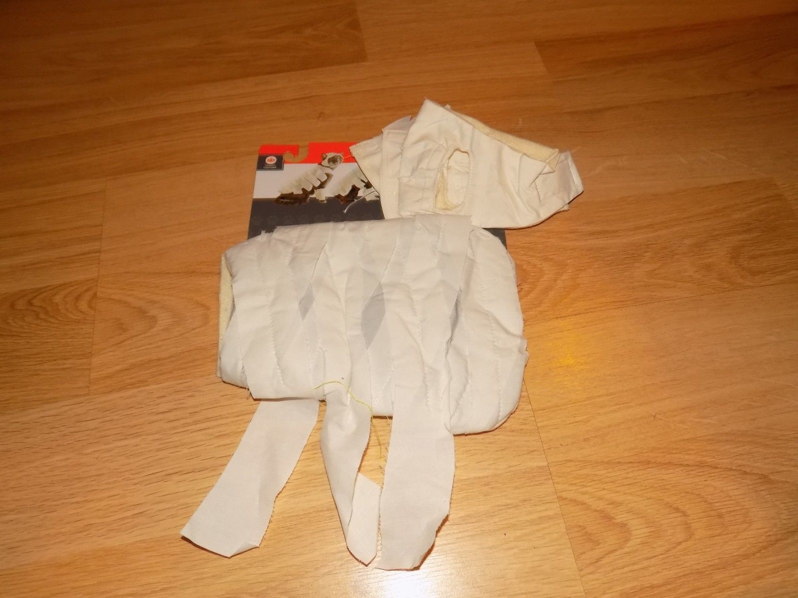 Size XS X Small Up to 10 lbs Mummy Halloween Pet Costume for Dog New