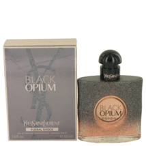 Yves Saint Laurent Black Opium Floral Shock 1.7 Oz Eau De Parfum Spray  image 1