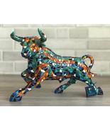 Barcino Designs Carnival Bull Mosaic Handmade Spain NEW Gift Box - $69.30 - $534.60