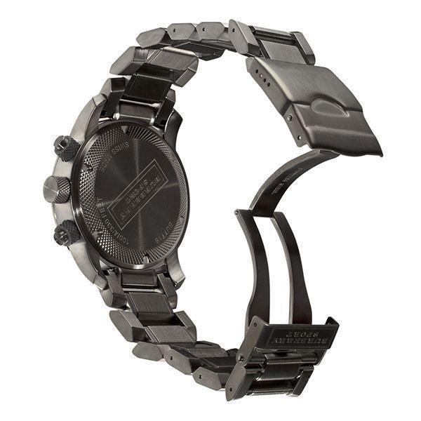 Burberry Men's Watch BU7716 Chrono Sport Gray Chronograph Dial  image 2
