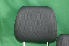 10-13 Kia Soul Rear Back Cloth 3 Headrests Headrest Set image 2