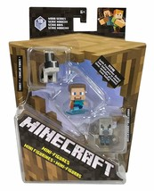 Minecraft Mini Steve Toast Vindicator - $15.35