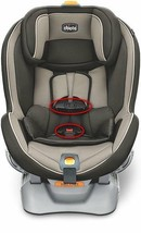 Chicco NextFit Baby Car Seat Harness Chest Clip & Buckle Set Vehicle Saf... - $19.79