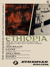 "16x20""Political World Solidarity Socialist Poster CANVAS.Ethiopia hangin... - $50.00"