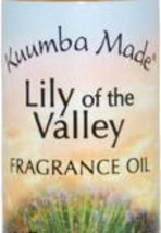 Kuumba Made Fragrances Lily of the Valley, 1/8oz 3.70ml