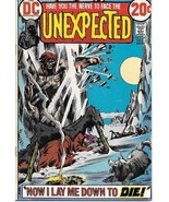 The Unexpected Comic Book #142 DC Comics 1972 FINE - $9.74