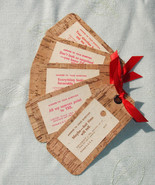 Vintage Inspired, Fortune Telling Hanging Gift Tags - 5 Handcrafted Pape... - $4.99