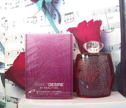 Liz Claiborne Sweet Desire By Realities EDP Spray 3.4 FL. OZ. - $64.99