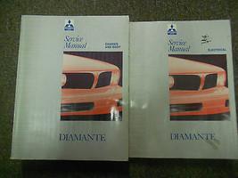 1992 1994 Mitsubishi Strass Service Reparatur Shop Manuell Set OEM Buch ... - $63.32
