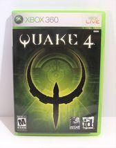 Quake 4 (Microsoft Xbox 360, 2005) with Bonus Disc! - $14.95