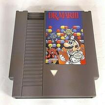 Vtg Dr. Mario (Nintendo Entertainment System NES, 1990) Retro Game Gaming - $8.95