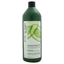 Matrix Biolage Cleansing Conditioner Coarse Hair Texture Jumbo Size 33.8 fl. oz. - $41.57