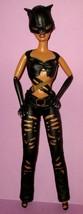 Barbie Catwoman Halle Berry 2004 DC Comics Cat Woman Comic Mattel Doll - $17.99