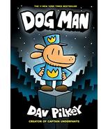 Dog Man: From the Creator of Captain Underpants (Dog Man #1) [Hardcover]... - $4.95