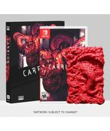 Limited Run Carrion Signature Collector's Edition Nintendo Switch + SIGN... - $598.99