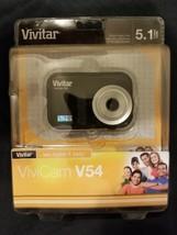 Vivitar ViviCam V54 5.1 Camera - $12.99
