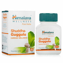 2 Pack X 60 Tablets Herbal Shuddha Guggulu  US SHIPPED FREE SHIPPING - $19.06