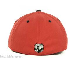 OTTAWA SENATORS - REEBOK M254Z STRETCH FIT NHL TEAM LOGO HOCKEY CAP/HAT - S/M image 4