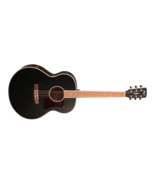CJ-MEDX-BKS CJ Series, Jambo, Electric Acoustic Guitar, Black, Cort - $289.00