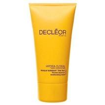 Decleor Hydra Floral Moisturizing Mask 1.69 oz 50 ML New. - $31.56