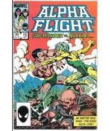 Alpha Flight Comic Book #15 Marvel Comics 1984 FINE - $1.99
