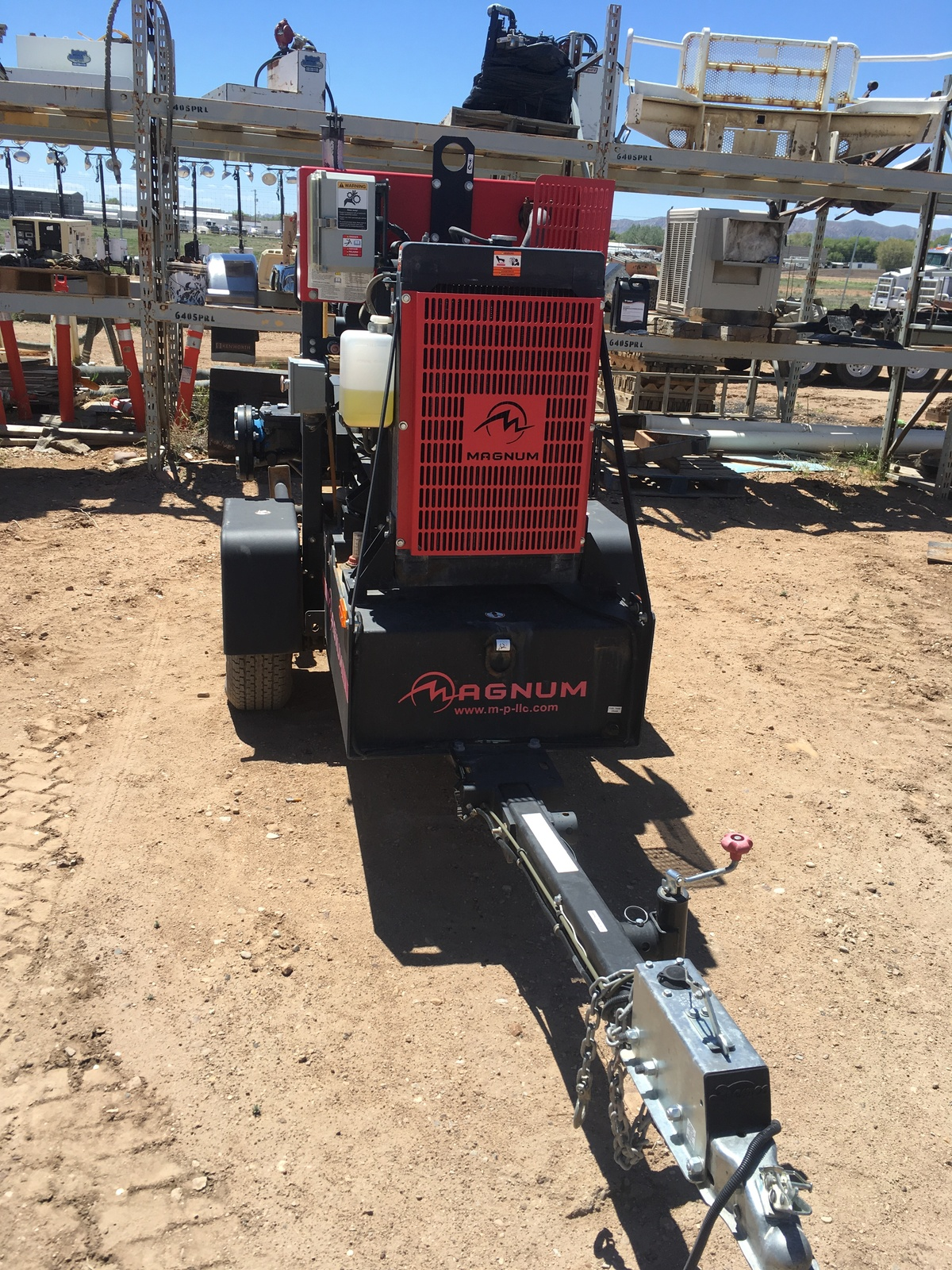 Primary image for 2012 Magnum MTP6000DK14P For Sale in Vernal, Utah 84078