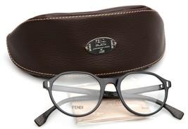 New Fendi Ff M0061 Pjp Dark Blue Eyeglasses Frame 51-20-150mm B44mm Italy - $163.34