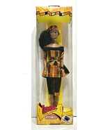 Olmec Toys Imani An African American Princess Doll w/ Pants - $49.99