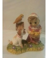 Royal Doulton Jody's Dream Keepers Home Is Where The Heart Is Figurine NEW - $14.84