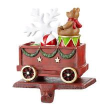 Darice Stocking Hanger: Christmas Cart, 5 x 5.51 inches w - $18.99