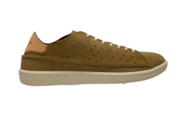DIESEL Naptik Mens Dijon Perforated SuedeFashion Sneaker Size 11 - $93.49