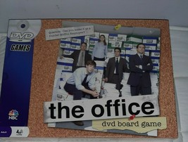 The Office Dvd Board Game #2111 Factory Sealed New Nos Nbc - $19.62