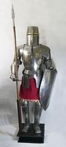 6 Feet Tall Knights Templar Suit of Armour Roman Knight Cosplay Dress - $649.65