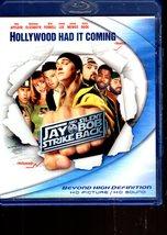 DVD (BluRay disc,)  Jay And Silent Bob Strike Back - $4.95