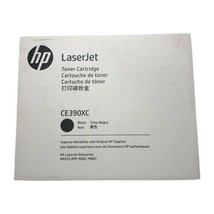 HP CE390XC CE390X 90X Black Toner Cartridge Genuine OEM Original - $139.99