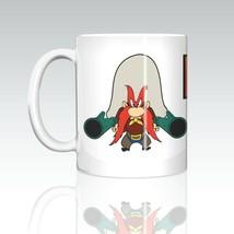 Yosemite Sam  BACK OFF ( Big Letters)  11oz Ceramic Coffee Mug - $15.83
