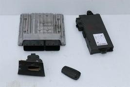 07 BMW 328i 528i DME ECU CAS Engine Computer Immobilizer Ignition Fob 7-576-297