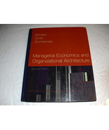 managerial  economics  and  organizational  architecture    2 nd  edition - $1.25