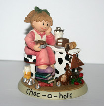 Zingle Berry by Pavilion Figurine -  1015 Coco Berry Choco-a-holic, Choc... - $8.59