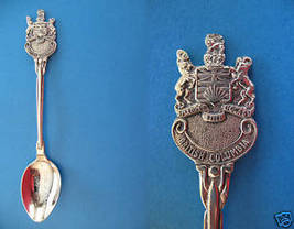 Port Alberni British Columbia Collector Souvenir Spoon - $6.99