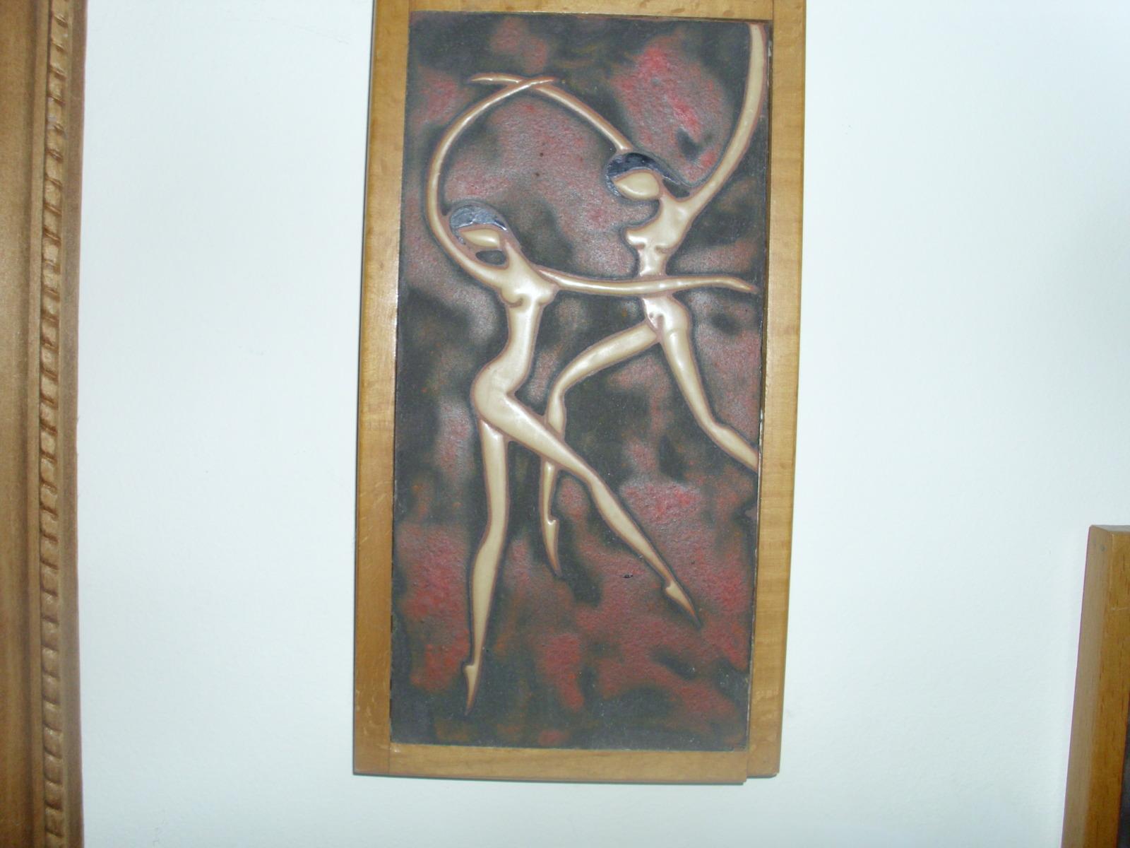 Set of 3 Art Tiles