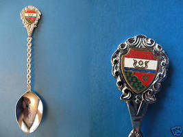 Yellowknife Northwest Territori Es Souvenir Spoon - $5.99