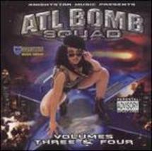 ATL Bomb Squad Volumes Three and Four - $4.00