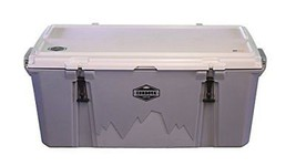 Cordova Coolers Rotomolded Gray/White Cooler with Extreme Ice Retention ... - $366.86