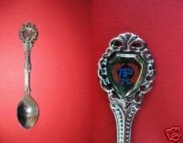 FOAM LAKE Saskatchewan 75 Anniversary Souvenir Spoon  - $5.99