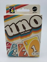 UNO Card Game Mattel 70s 1970s Retro #1 of 5 in Series  - $8.90