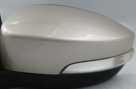 15 16 17 18 Ford Focus Left Driver Side Gold Heated Power Door Mirror Oem - $128.69
